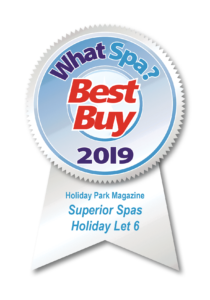 What Spa Award 2019 - Holiday Let 6