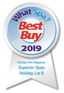 WhatSpa HP Best Buy Award 2019 Superior Spas Holiday Let 8 (web)