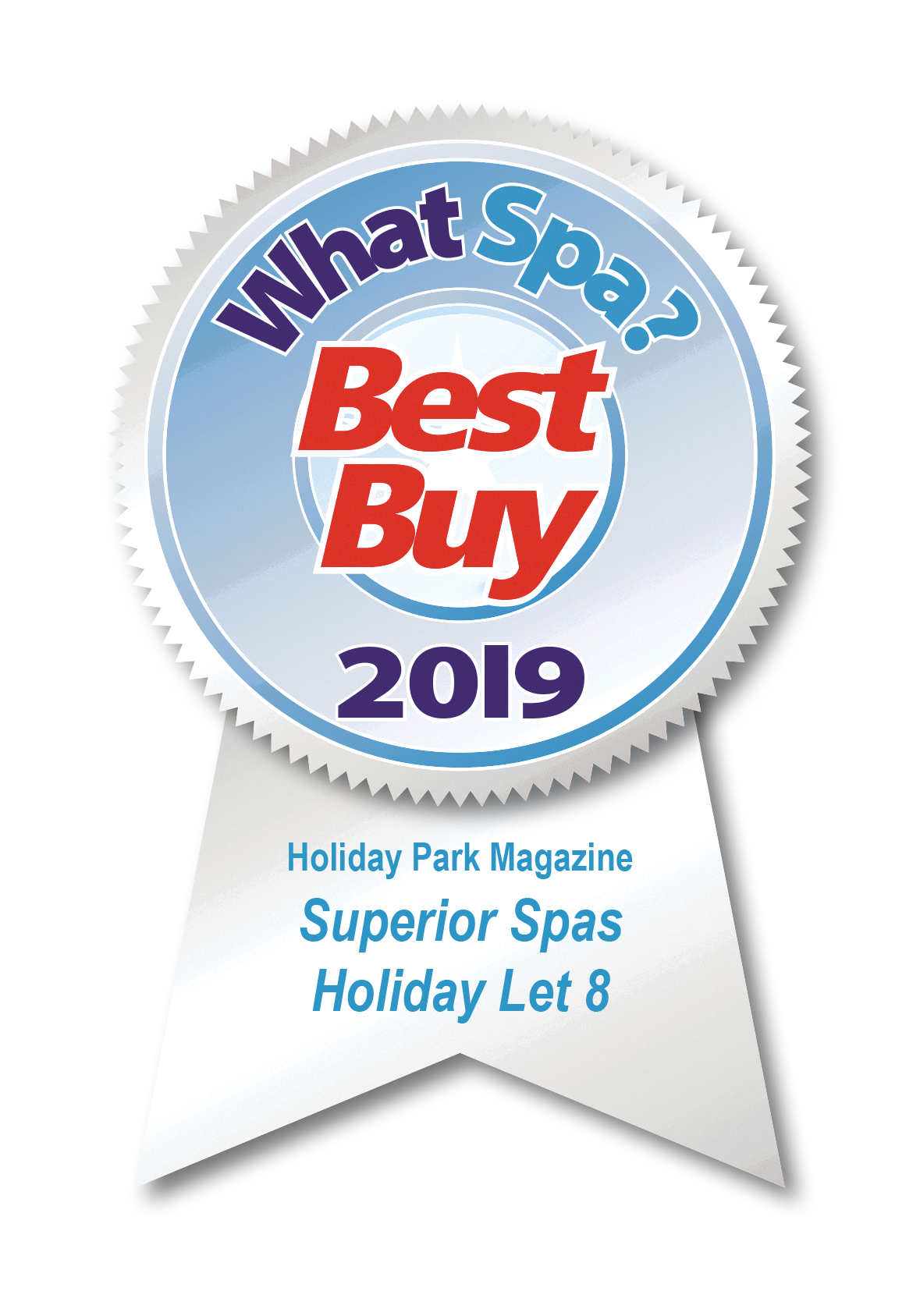 What Spa Award 2019 - Holiday Let 8