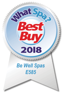 What Spa Award 2018 - E585