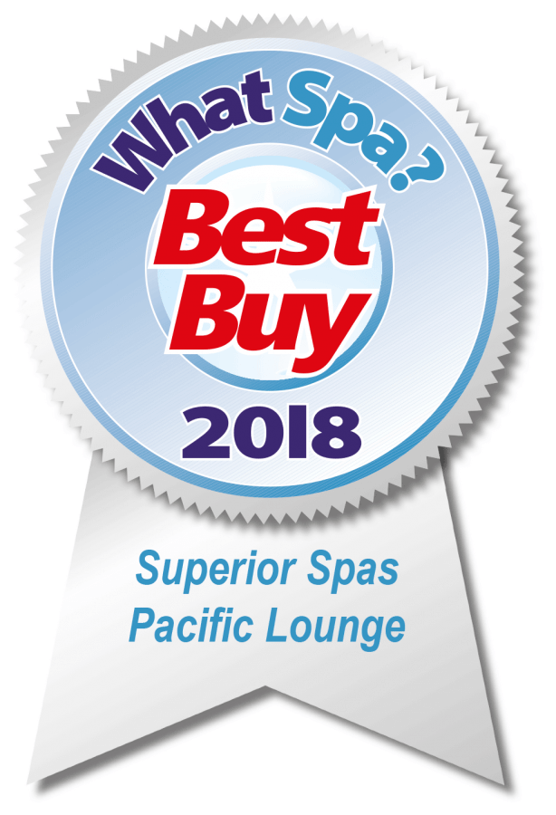 What Spa Award 2018 - Pacific Lounge