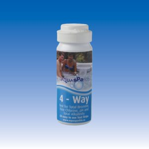 Acqua Sparkle 4 Way Test Strips 50