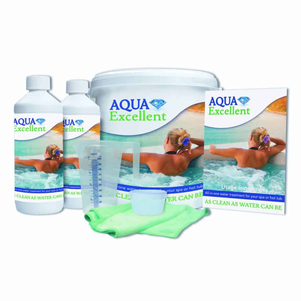 Aqua Water Treatment Kit