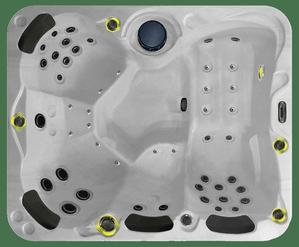 Be Well O447 Luxury Hot tub