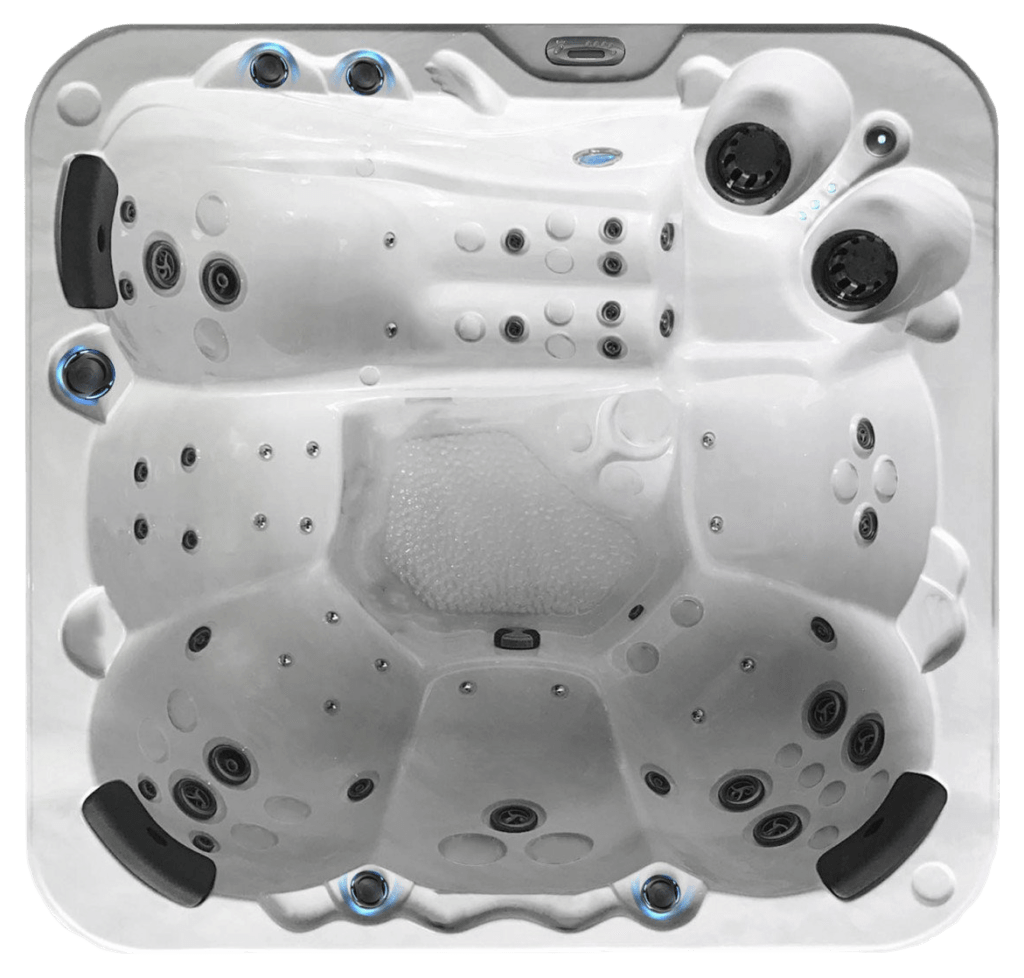 Be Well O647 Deluxe Hot Tub