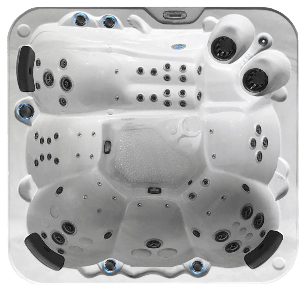 Be Well O665 Luxury Hot Tub