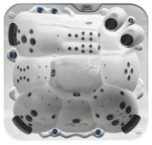 Be Well O665 Luxury Hot Tub