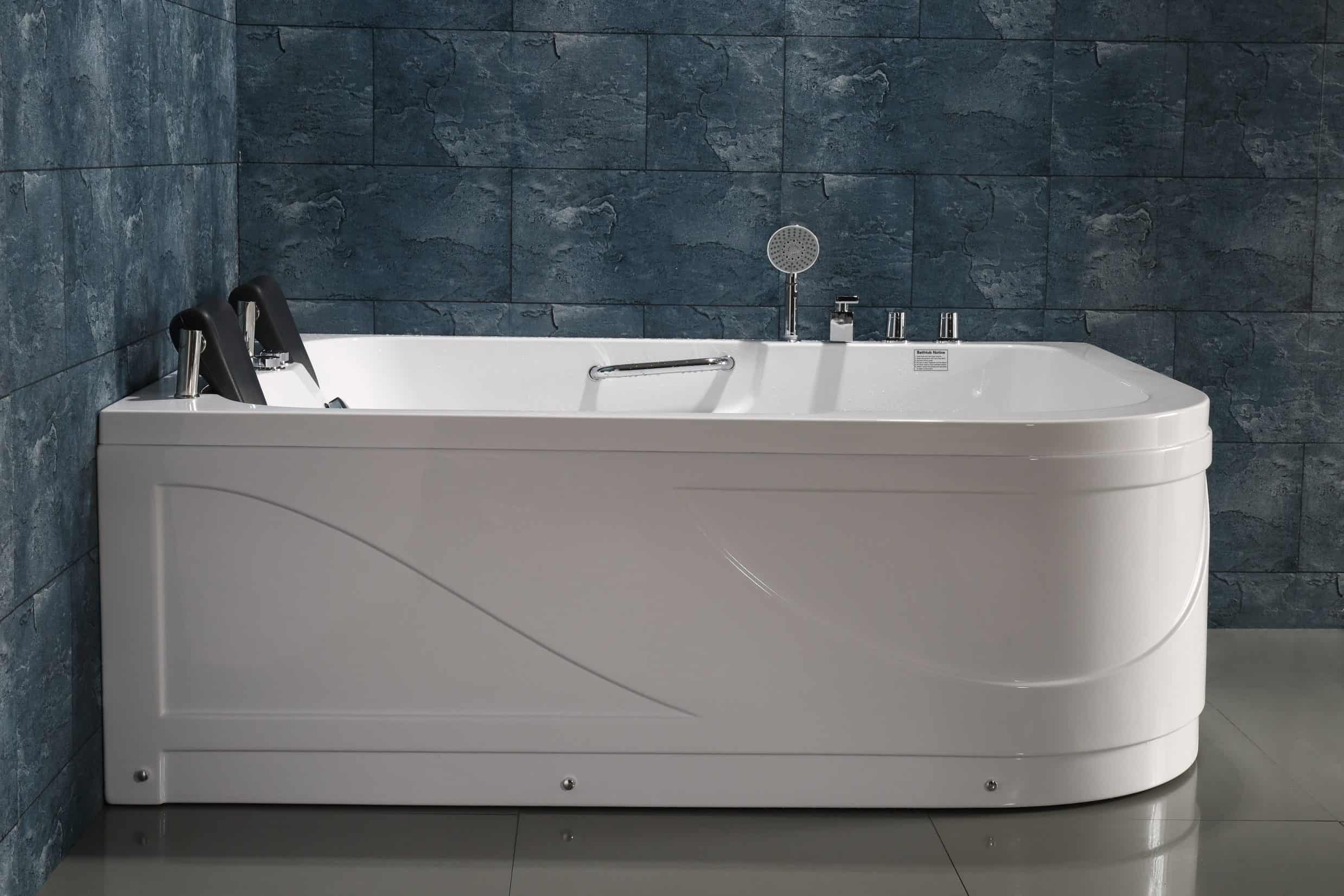 Sorrento Bath Side View