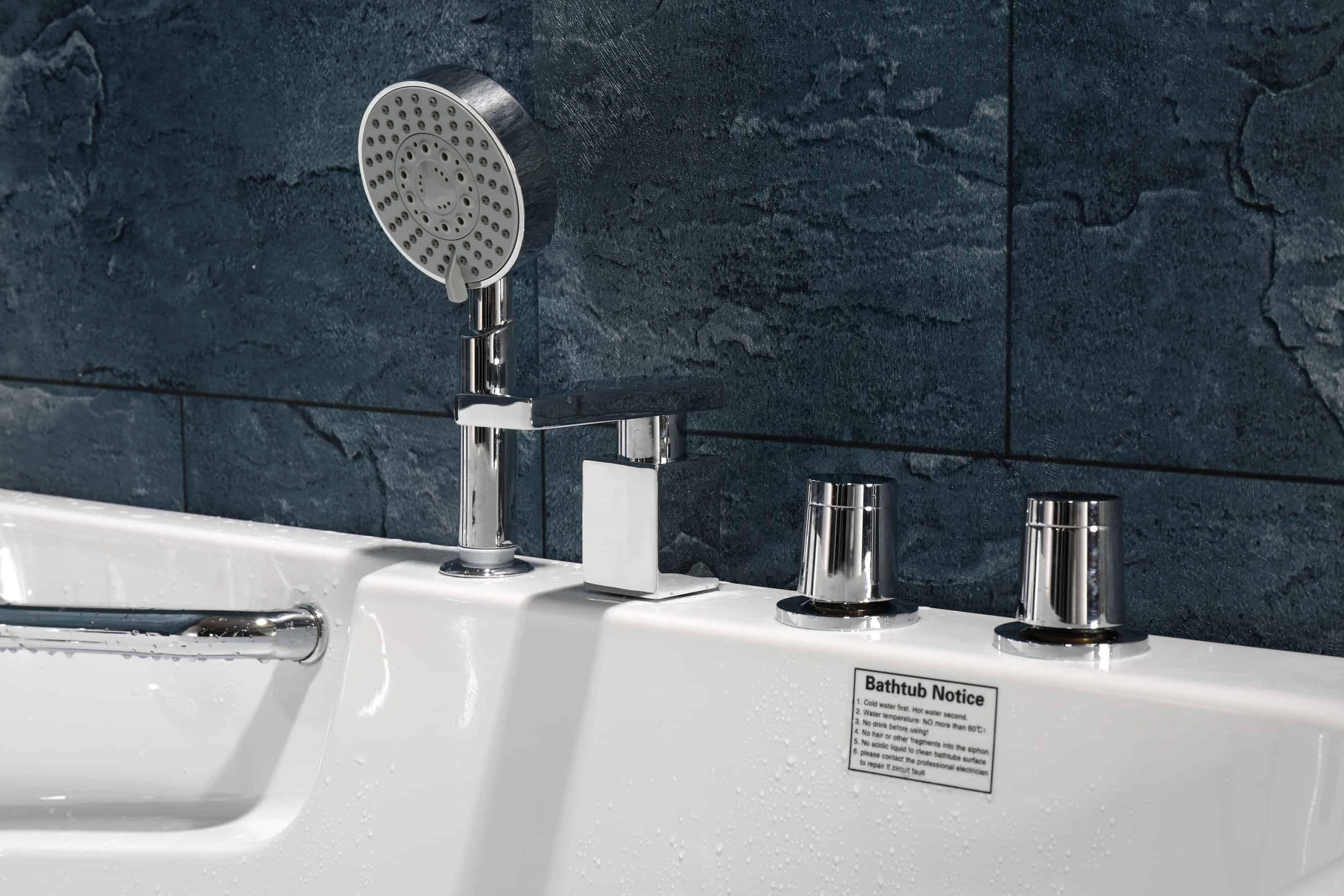 Sorrento Bath Features