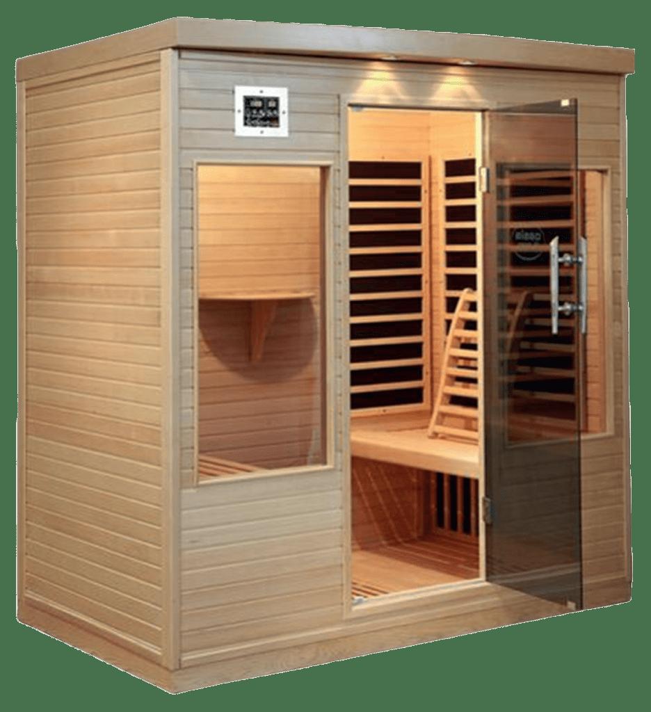 Superior Saunas Marisol Sauna