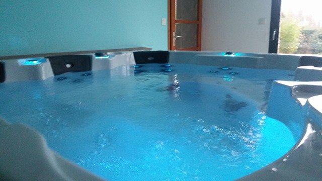 Be Well O460 Elite Hot tub