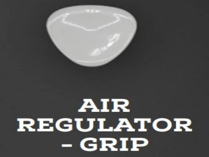 Air Regulator Grip
