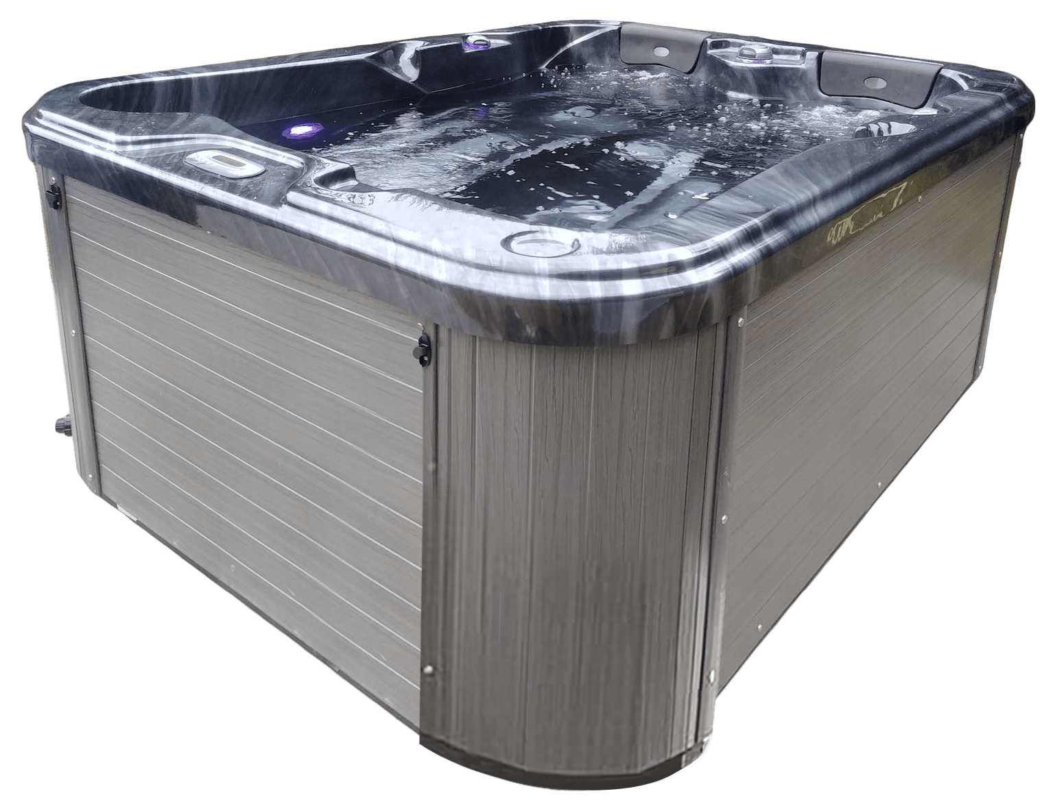 O347 Deluxe Hot tub