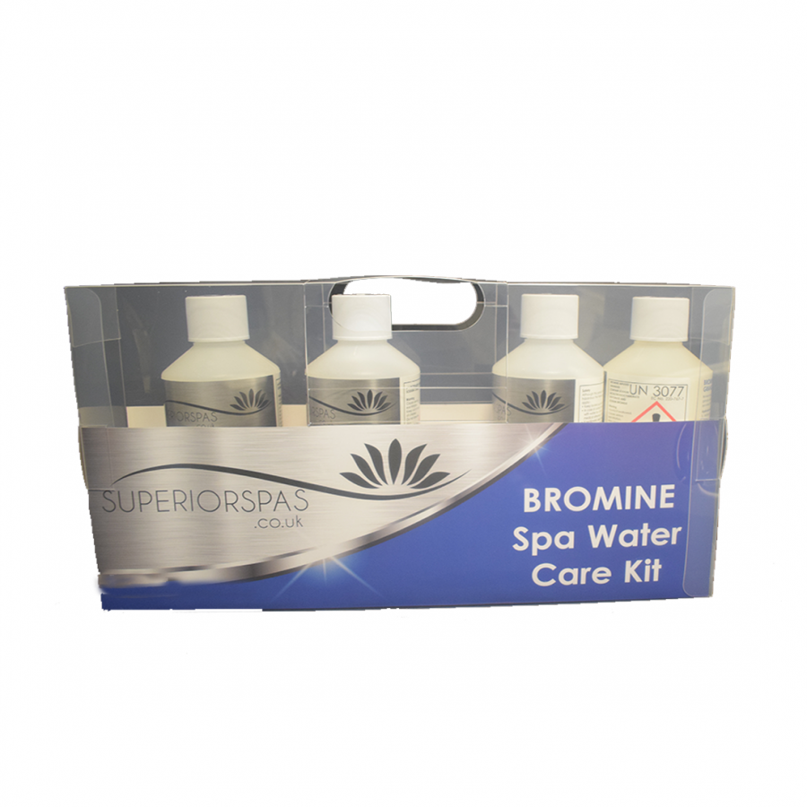 superior bromine starter kit