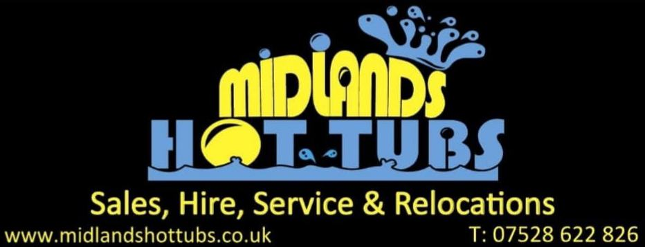 midlands hot tub logo