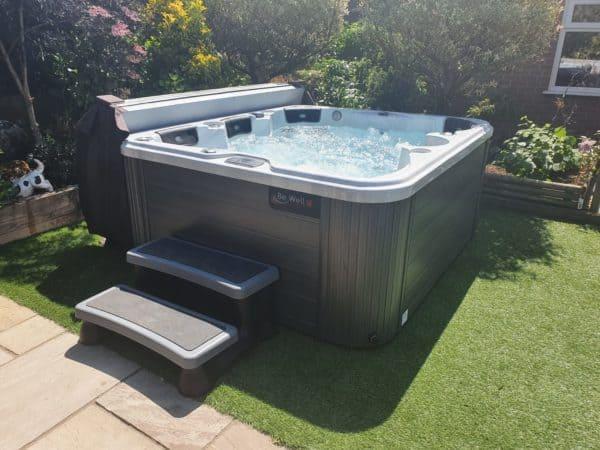 bewell 0460 hot tub