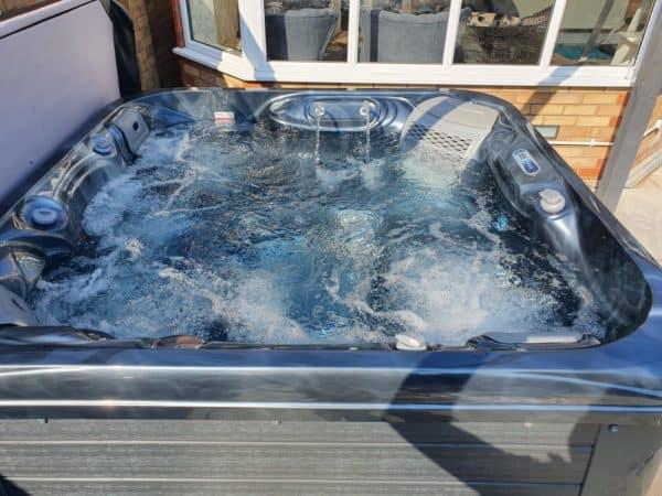 Thermal Spas Ocean hot tub