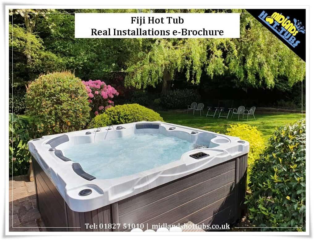 Fiji Hot Tub Brochure