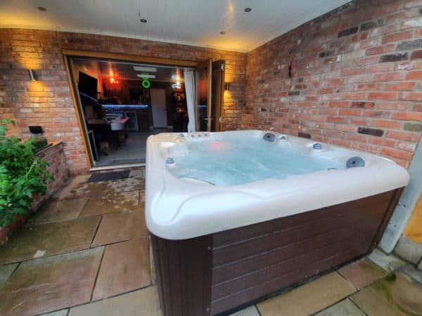thermal spas sapphire hot tub