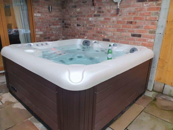 thermal spas sapphire hot tub