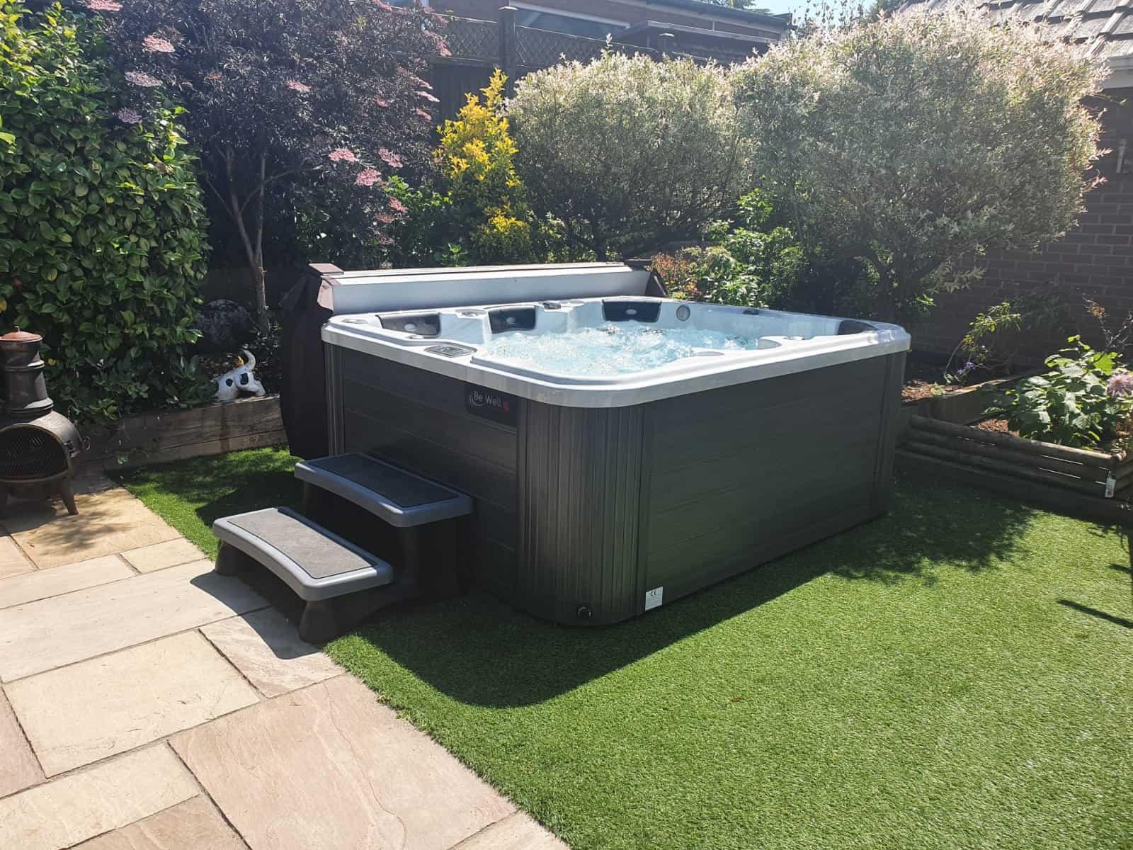 Be Well O460 hot tub