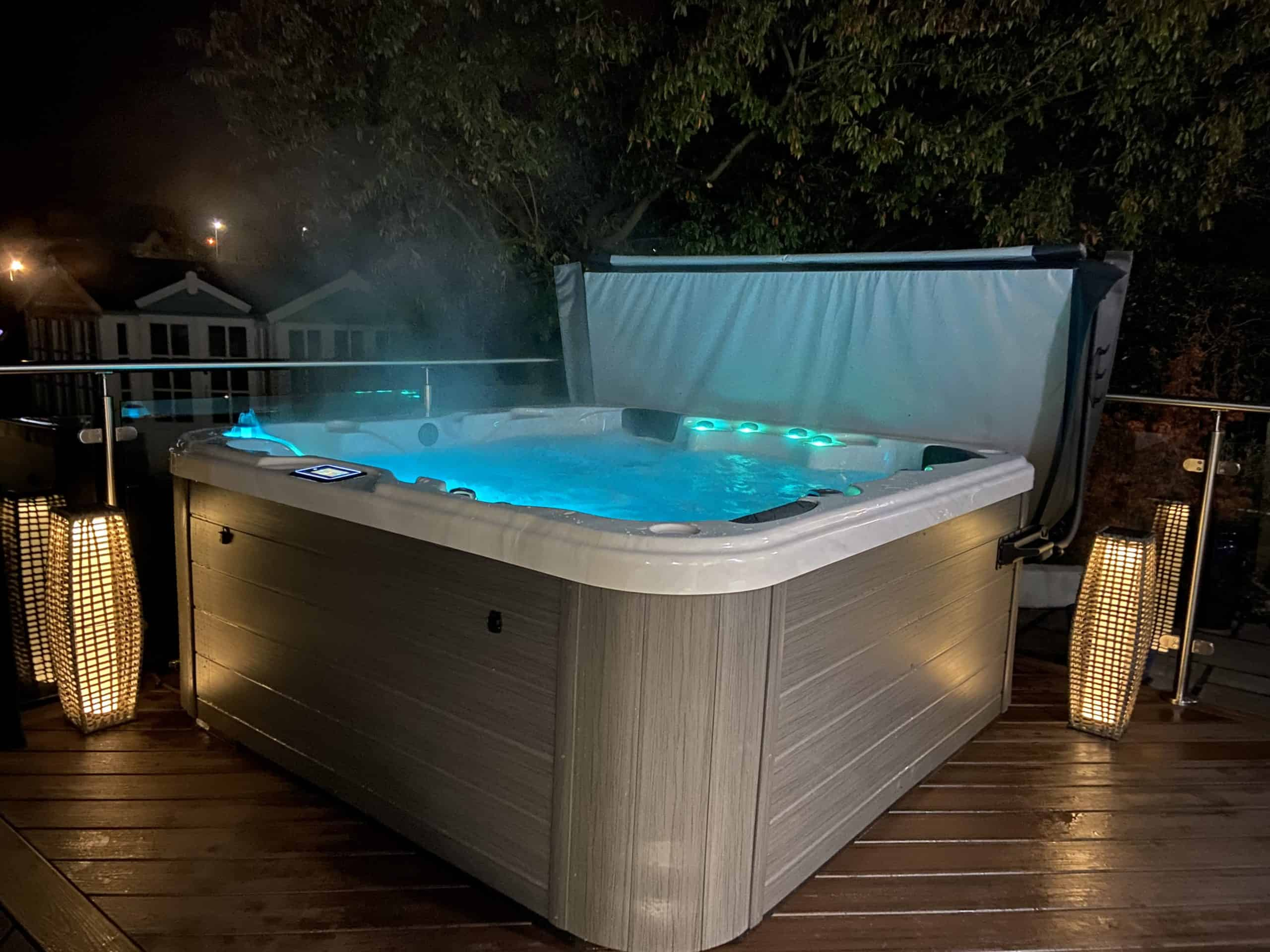 Be Well O575 Elite Hot Tub