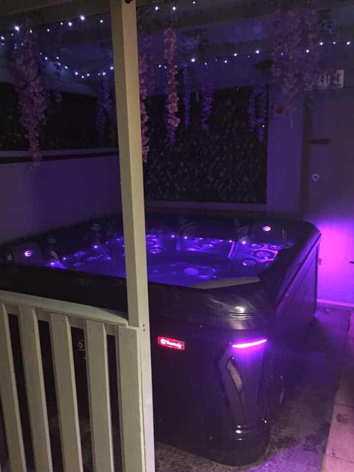 Ocean Elite hot tub review