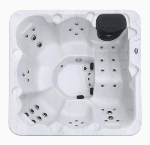 holiday let hot tub