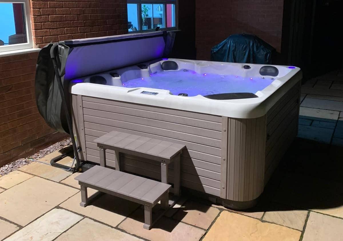 Trident Elite Hot tub review